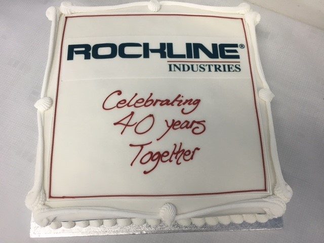 CAKE 40 years